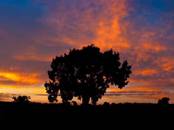 10-28-2010 Sunset, Snowville, Utah