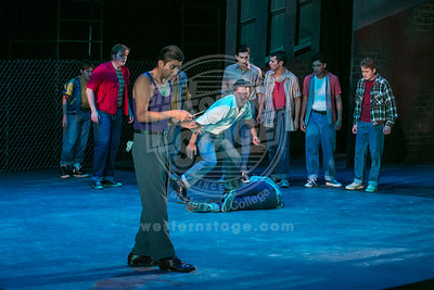 West Side Story Company Preview