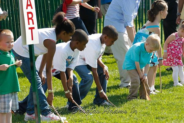 White House Easter Egg Roll 2011