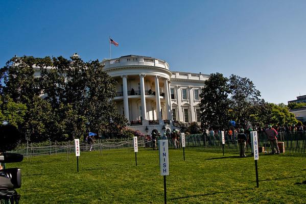 White House Easter Egg Roll 2012
