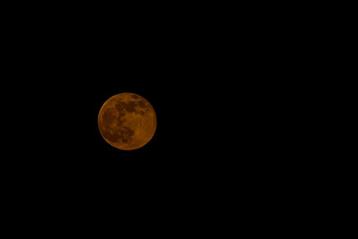 The closest approach of the moon for 2013