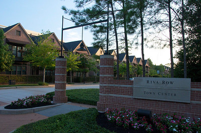 Riva Row Town Homes Town Center