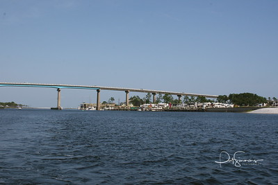 Intracoastal Waterway bridge (Theo Baars bridge), Perdido Key, FL