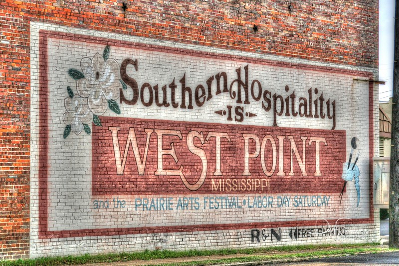 Southern Hospitality is West Point Mississippi