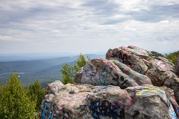 Dan's Rock, Midland, Maryland