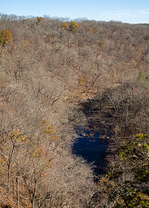 High Rocks State Park, Pipersville, Pennsylvania