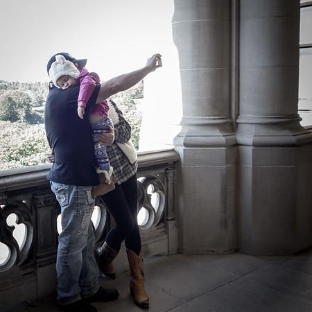 Selfies at The Biltmore