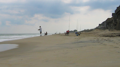 Rodanthe in the Fall