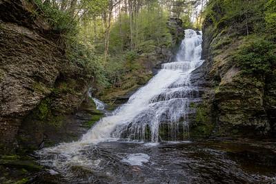 Dingman's Falls
