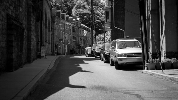 Race Street, Jim Thorpe, PA