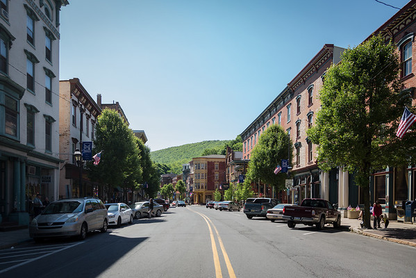 Broadway, Jim Thorpe, PA