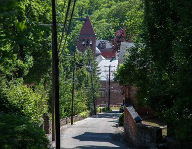 Packer Hill Road, Jim Thorpe, PA