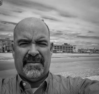 Selfie in Atlantic City