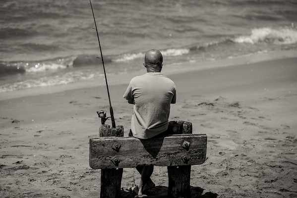 Fishing on the Delaware