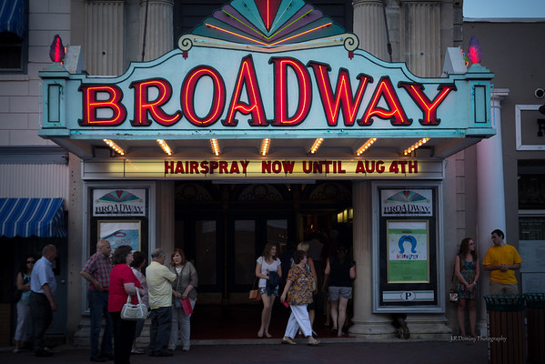 The Broadway Theater in Pitman ... a South Jersey treasurer