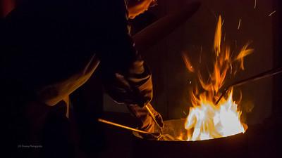 Firing Pottery at Rowan University
