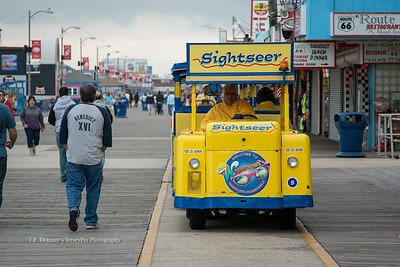Watch the Tram Car