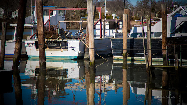 Docks, Fairton, New Jersey