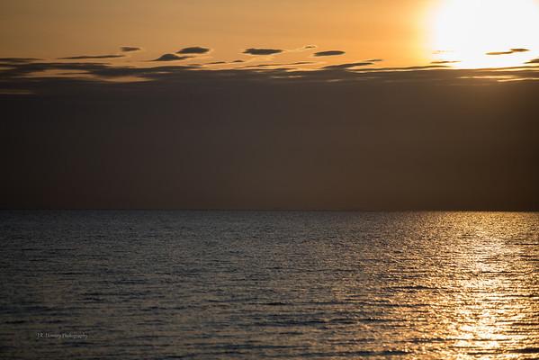 Setting Sun, Fortescue