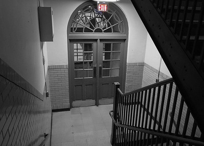 Bunce Hall Exit