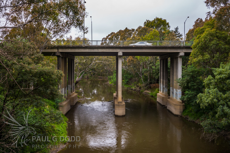Burke Road Bridge