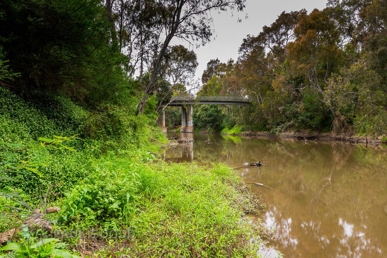 Burke Road Footbridge, Burke Road Bridge