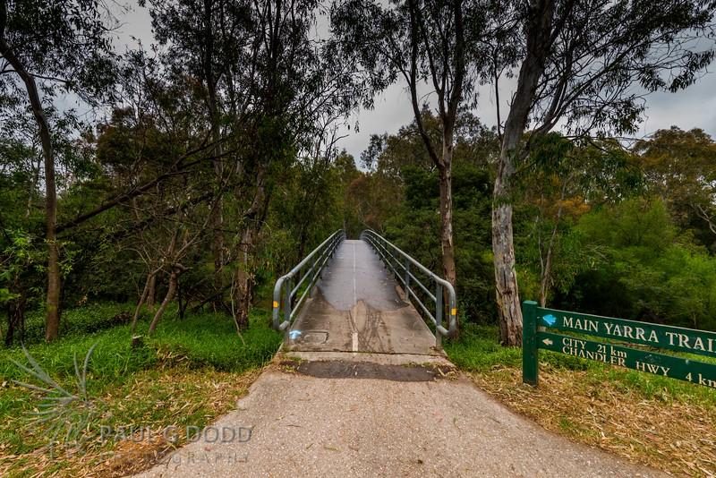 Burke Road Footbridge