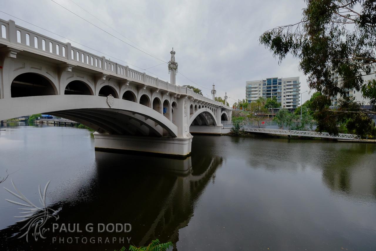 Church Street Bridge, South Yarra/Richmond