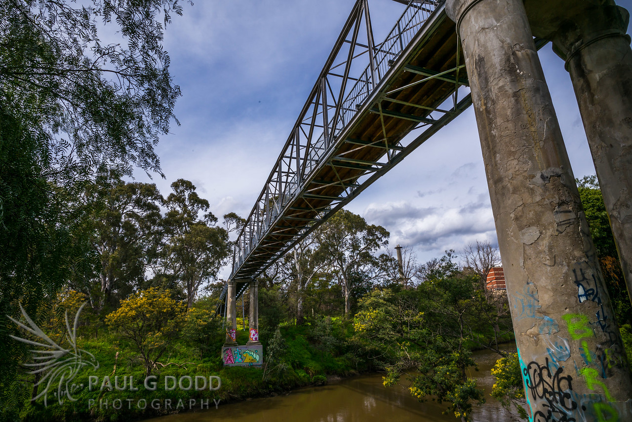 Collins Footbridge (Gipps Street Footbridge)