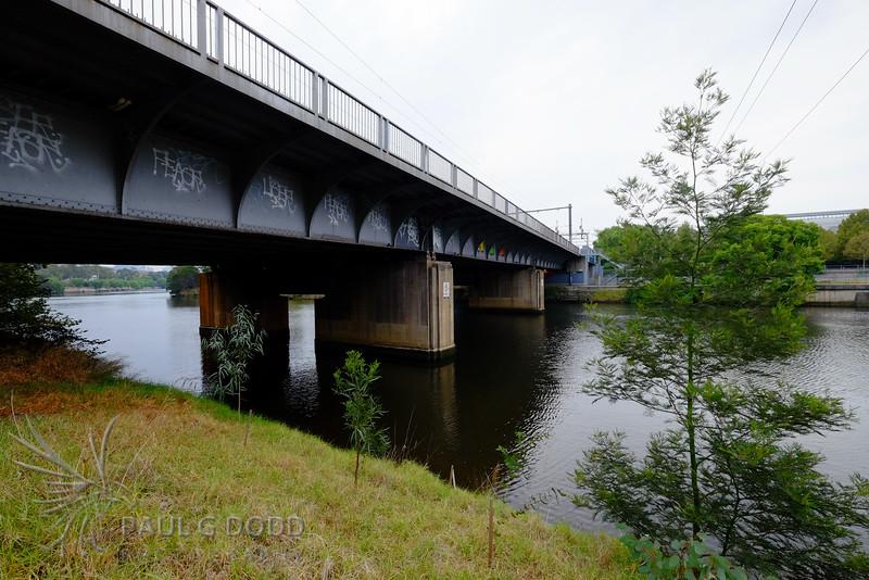 Cremorne Railway Bridge, South Yarra/Cremorne