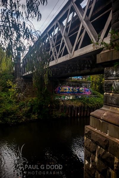 Hawthorn Railway Bridge