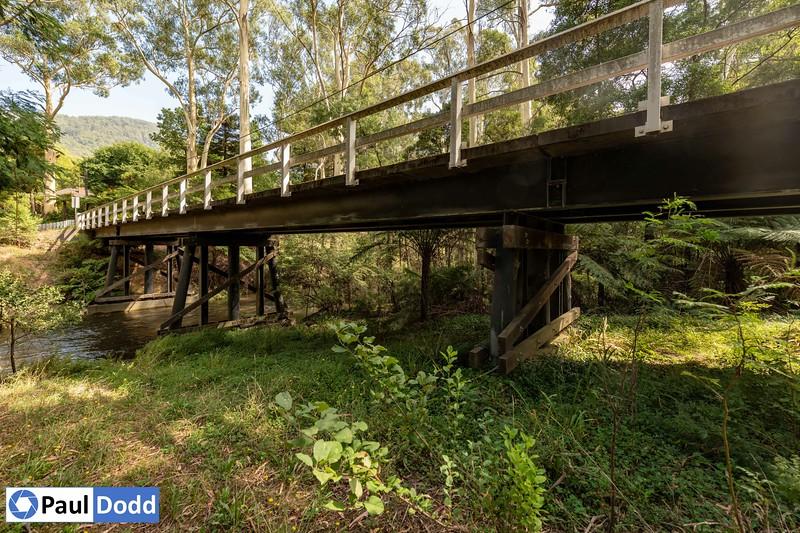 Hazelwood Road Bridge
