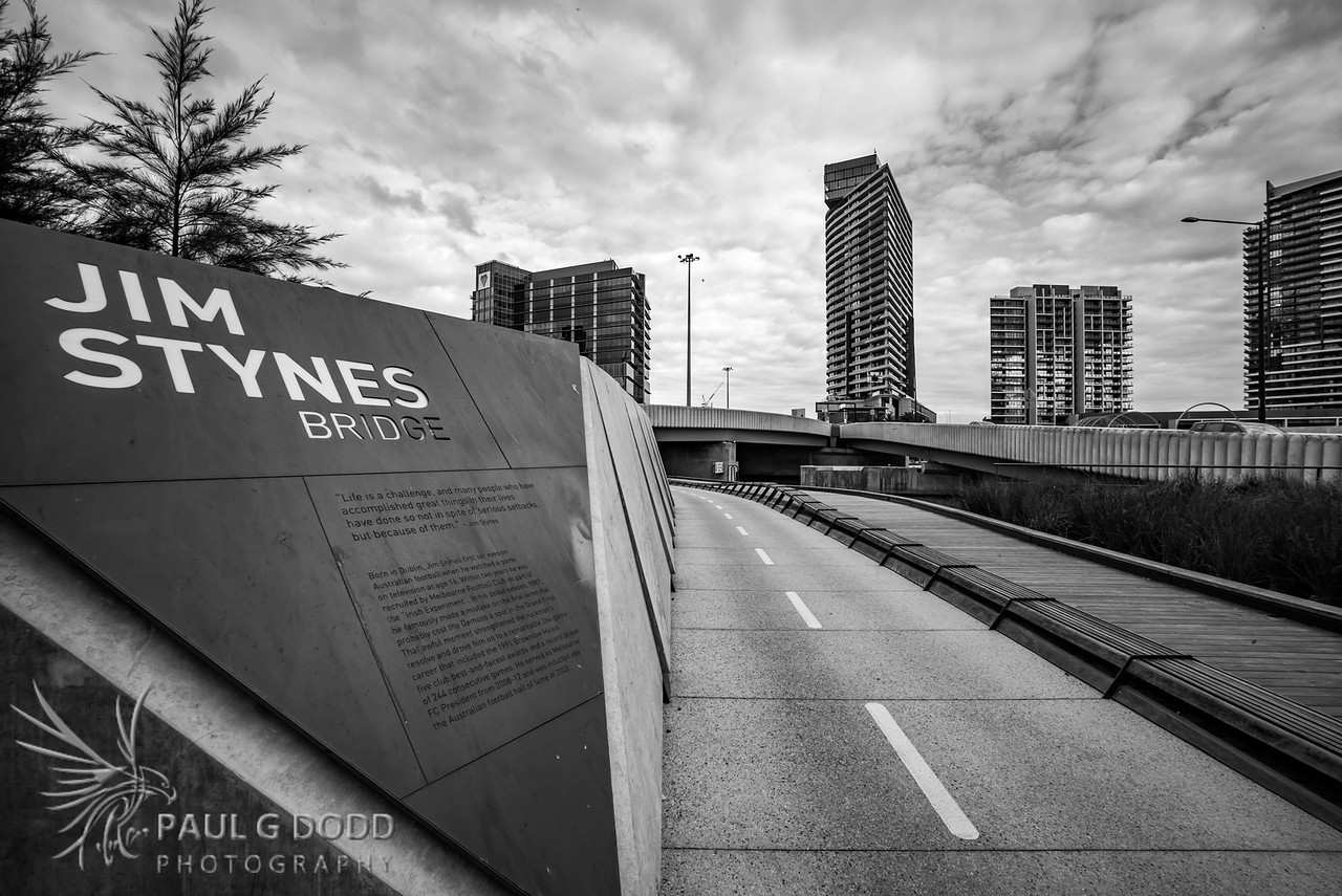 Jim Stynes Bridge