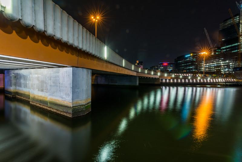 Sir Charles Grimes Bridge, Jim Stynes Bridge