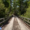 O'Shannassy Reservoir Walking Track Bridge