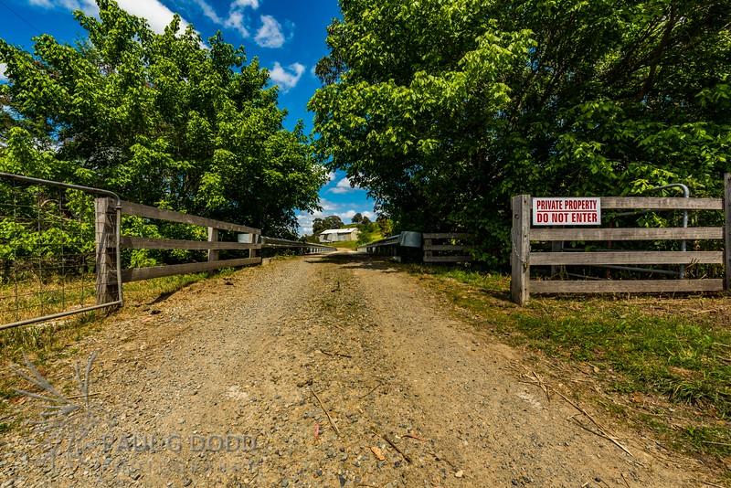 Private Road Bridge, Chirnside Park