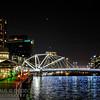 Seafarers Bridge, Docklands