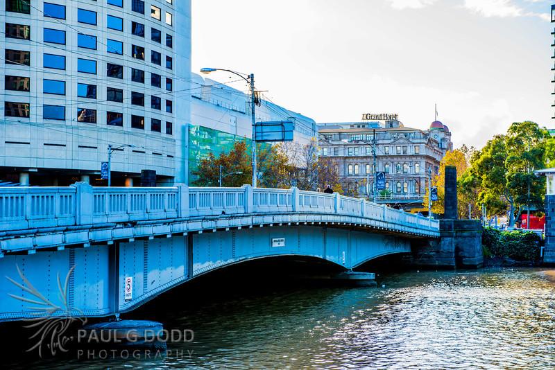 Spencer Street Bridge