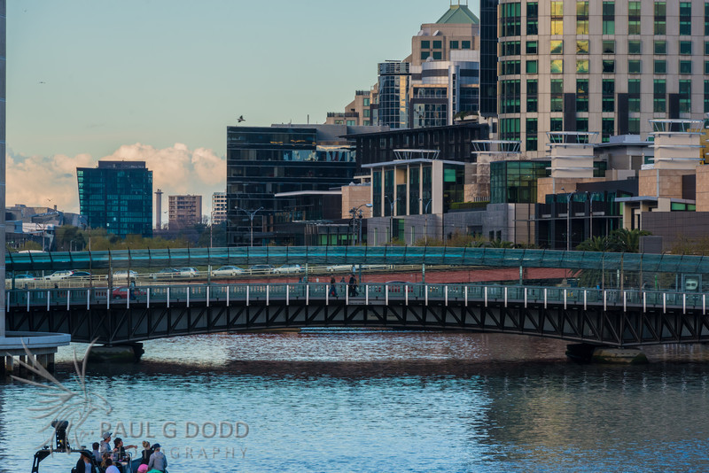 Spencer St Bridges