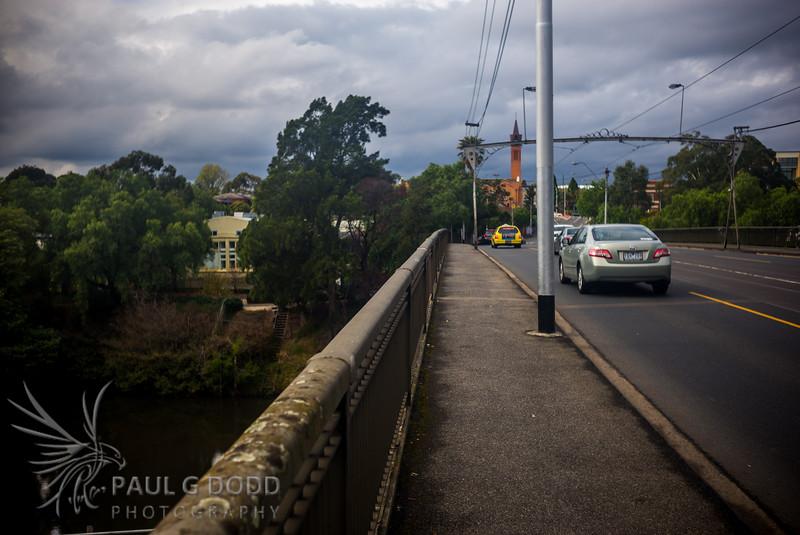 Wallen Road (Swan Street) Bridge