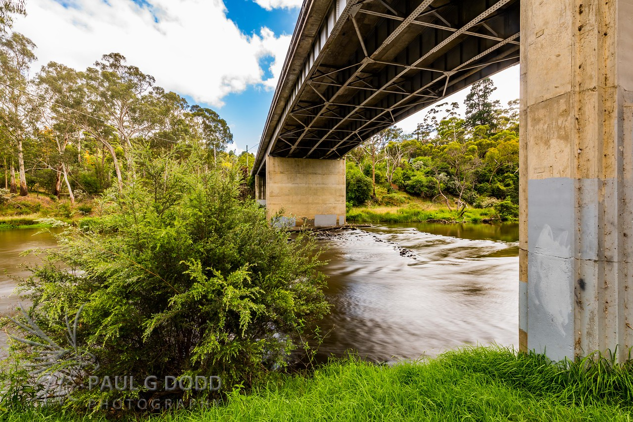 Warrandyte Bridge