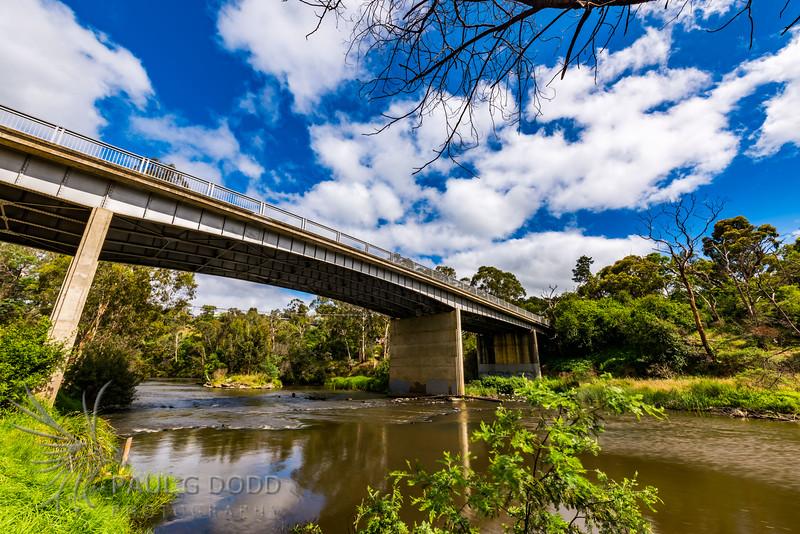Warrandyte Bridge