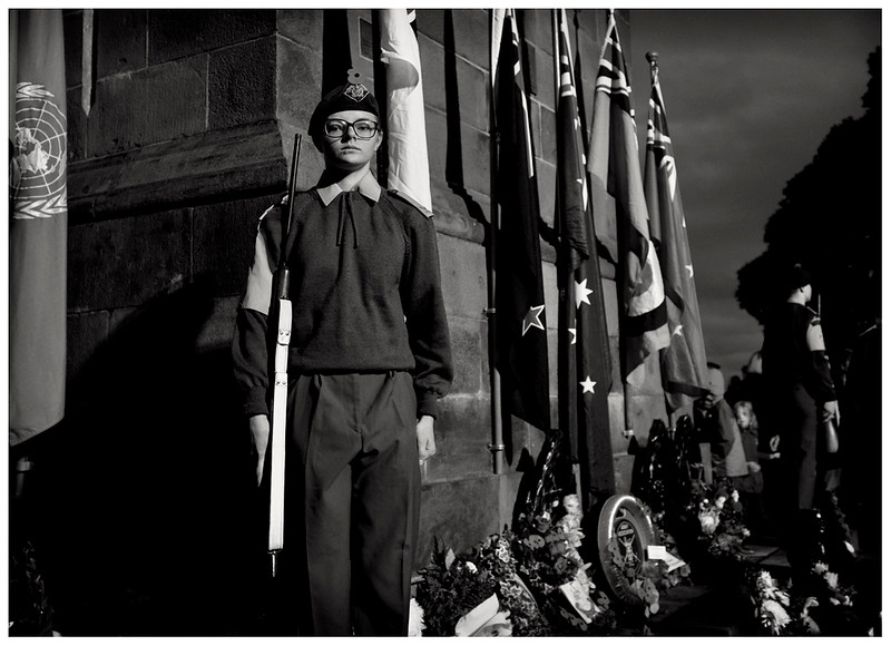 Anzac Day, New Plymouth 2018