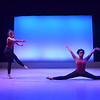 Spring dance revue performed by students, put together by Kate Loughlin