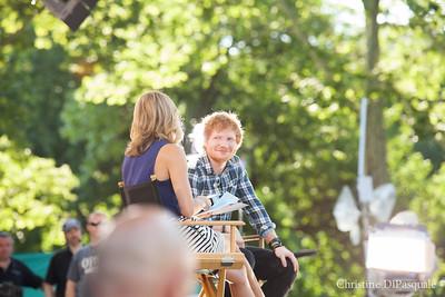 Ed Sheeran (GMA) in Central Park 29may2015-2-8