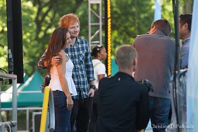 Ed Sheeran (GMA) in Central Park 29may2015-2-7
