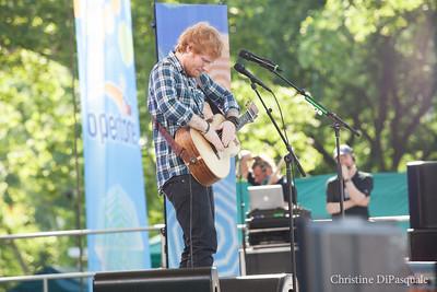 Ed Sheeran (GMA) in Central Park 29may2015-2-22