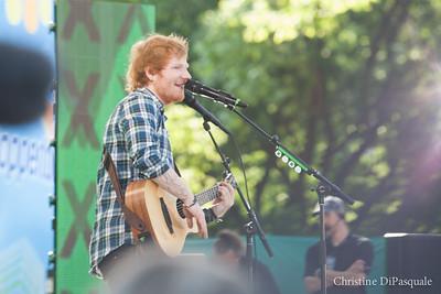 Ed Sheeran (GMA) in Central Park 29may2015-2-14