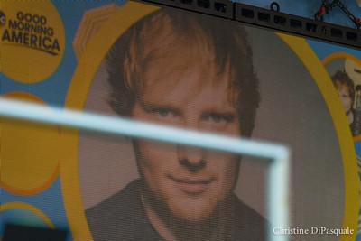 Ed Sheeran (GMA) in Central Park 29may2015-2-2