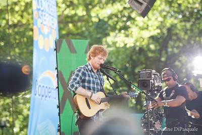 Ed Sheeran (GMA) in Central Park 29may2015-2-13